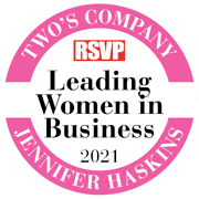 RSVP Jennifer Haskins Business Woman of the year - 2021