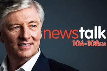Two's Company Pat Kenny Interview